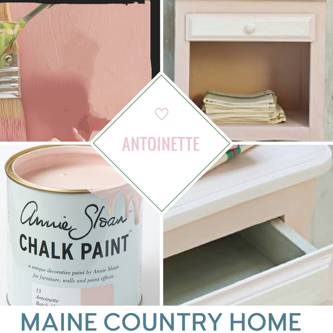 Annie Sloan Chalk Paint Antoinette Exclusively At Maine Country Home